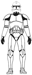 Clone Trooper CT-8852 by historymaker1986