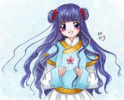 Tomoyo-chan by Vestal-Spirit
