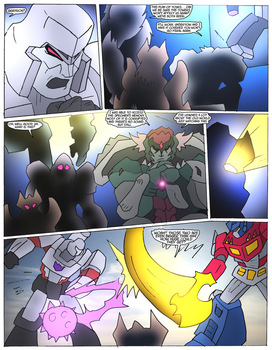 Beast Wars Future- 94- The 80s by NickOnPlanetRipple