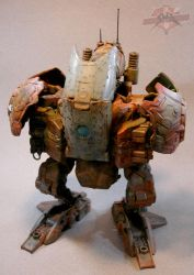 Acid Rain World Mech Suit by starwarsgeekdotnet