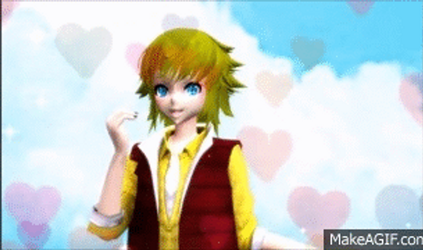 MMD Heart effect [DOWNLOAD] by Guumi-chan