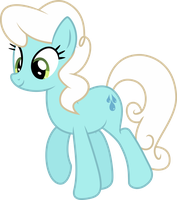 Unnamed Pony by illumnious