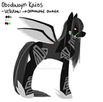 Obsidwaynn Kaios by imperfect-ion