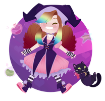 Ine Witchsona by pianobelt0