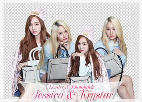 [Render/Photopack] #3 : Jungsister. by TouHynNe