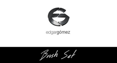 Edgar Gomez / Brush Set by EdgarGomezArt