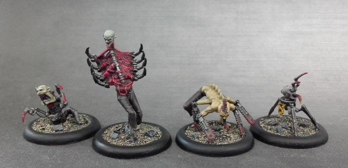 Malifaux - Abominations by Cezarreo