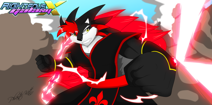 :Full Power!: by Phanto-Katt