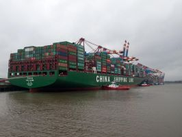 STOCK Containership by Inilein