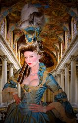 18th Century Me Deluxe by AlAlNe