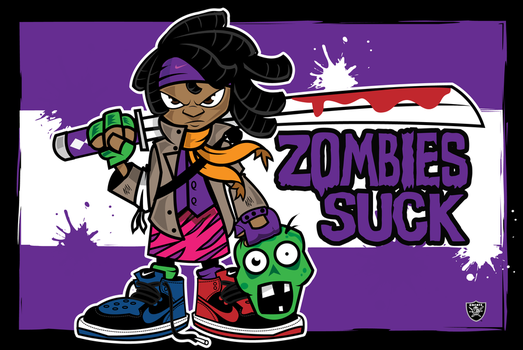 Michonne by createink