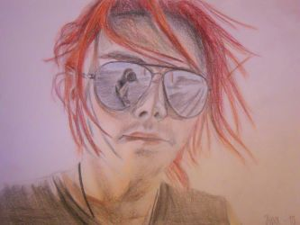 Gerard Way 12 by Chooz