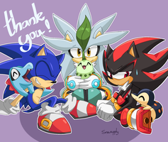 Thank you! by Snowsupply