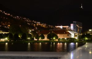 Bergen by night by Angband
