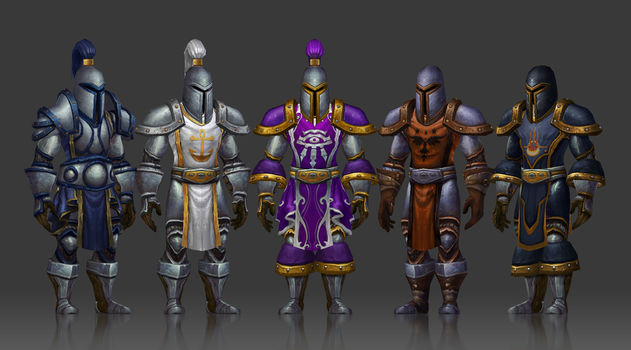 Nations of the Alliance Reskin - Round 2 by Naitsade