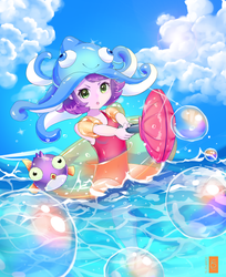 Pool Party Lulu by sushiroe