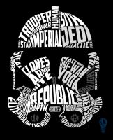 STORMTROOPER Typography by Alakran