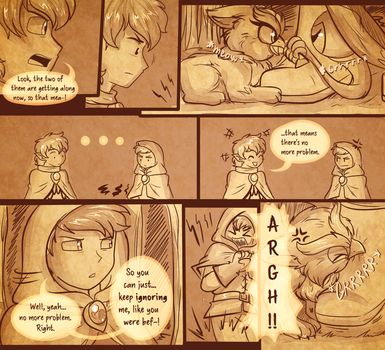 .: LoY: Day Off - page 4 :. by AquaGD
