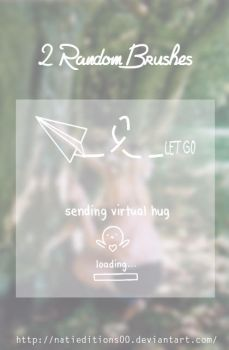 +2 Random Brushes by natieditions00