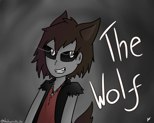 The Wolf - FNAFHS by AbrilGoico