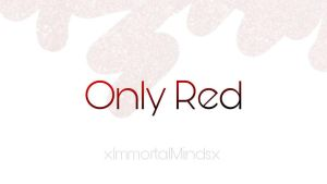 Only Red by keelo15