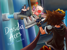 Dissidia Aces - Round 1 by FullMA