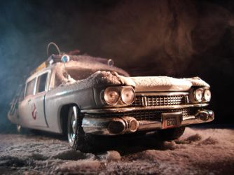 Ecto 1 by K4nt