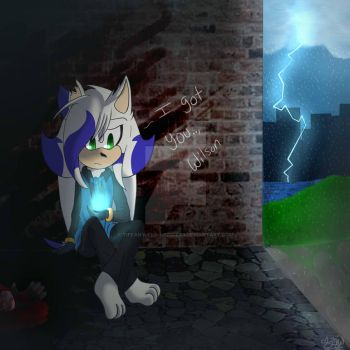 Contest Entry~ Dark times by Tiffany-the-hedgieX3