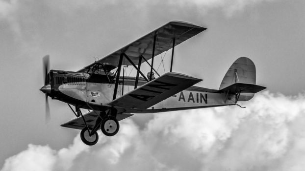 Parnall Elf - Old Warden by davepphotographer