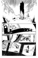 Fantomex MAX, Issue 2, page 2 by Inkpulp