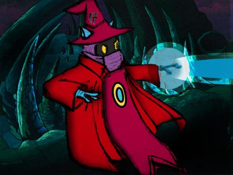 CBNAH AA - Masters of The Universe - Orko by Omniversal