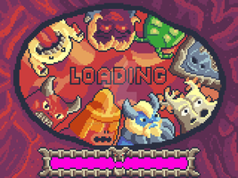 The 8 Sins: Loading screen by MadHatterWorkshop