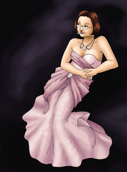 Pinup: Meg Griffin by ErinPtah