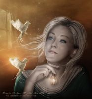Light of Dreams by ThelemaDreamsArt