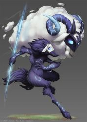 Reverse Kindred: Wuf and Ram by lgliang