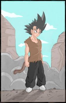 Son Oushi color by nightmarluffy