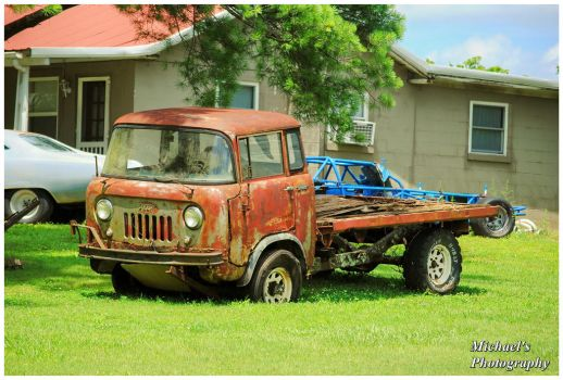 A Jeep FC 150 by TheMan268