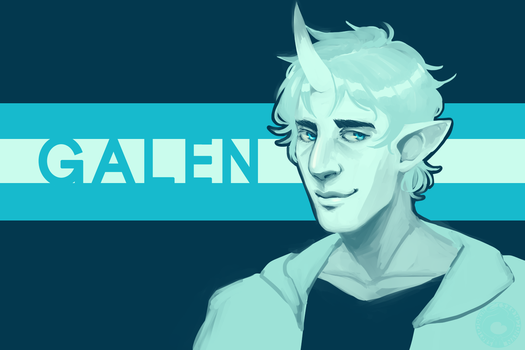 IV: Galen by NanoColors
