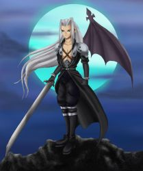 Sephiroth by madelief