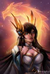Divine Sword Irelia by Hinata1495
