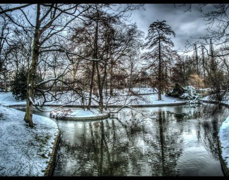 Parenthese hivernale by BenoitJWild