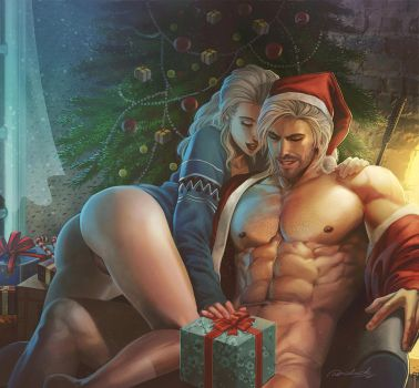 Santa is coming!!(V.1) by aenaluck