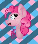 Pinkie Pie Headshot by Bubblesthewolf5678