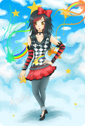 Version2 - Emo fun sky by Fleur-Amanda