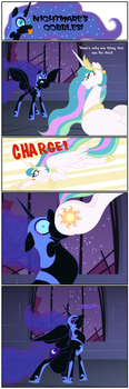Nightmare's Gobbles: Evil Switch Part 1 by BBBHuey