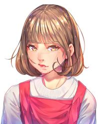 Florist with short hair (no bg) by moeqit