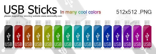 USB Sticks by bezem049