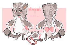 [personal] hazel reference by voxame