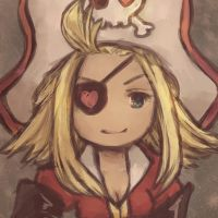 Edea the Pirate by Dice9633