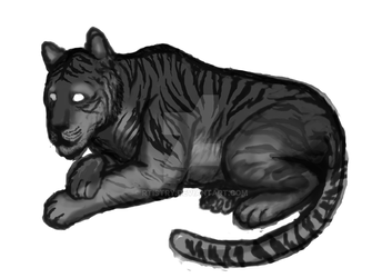 tiger W.I.P by Rtistry